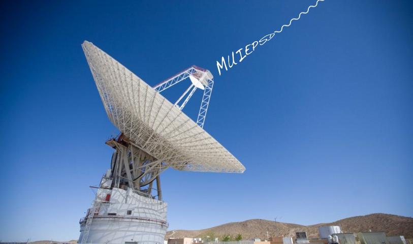 "Anunț istoric al NASA: ""Am primit un mesaj dintr-o altă galaxie: MUIEPSD!"""