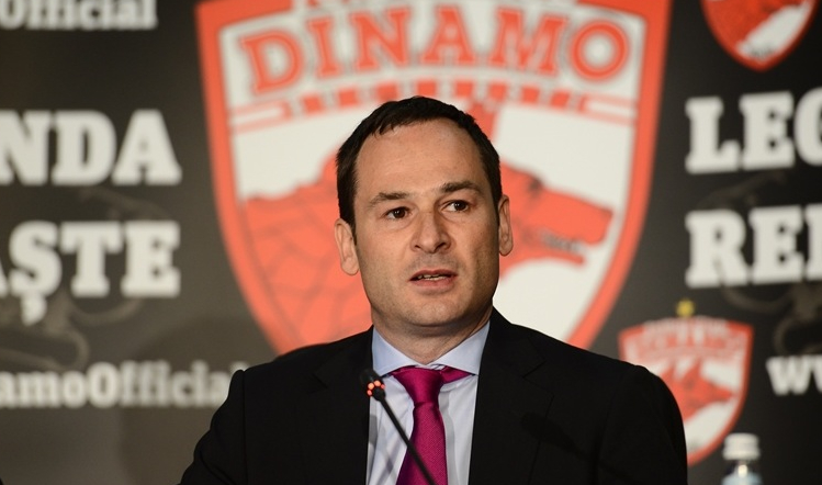 """Negoiță: """"DInamo și-a atins obiectivul și pe anul ăsta: nici un gol primit în Champions League!"""""""