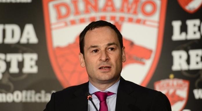 """Negoiță: """"Dinamo termină și acest an fără gol primit în Champions League!"""""""