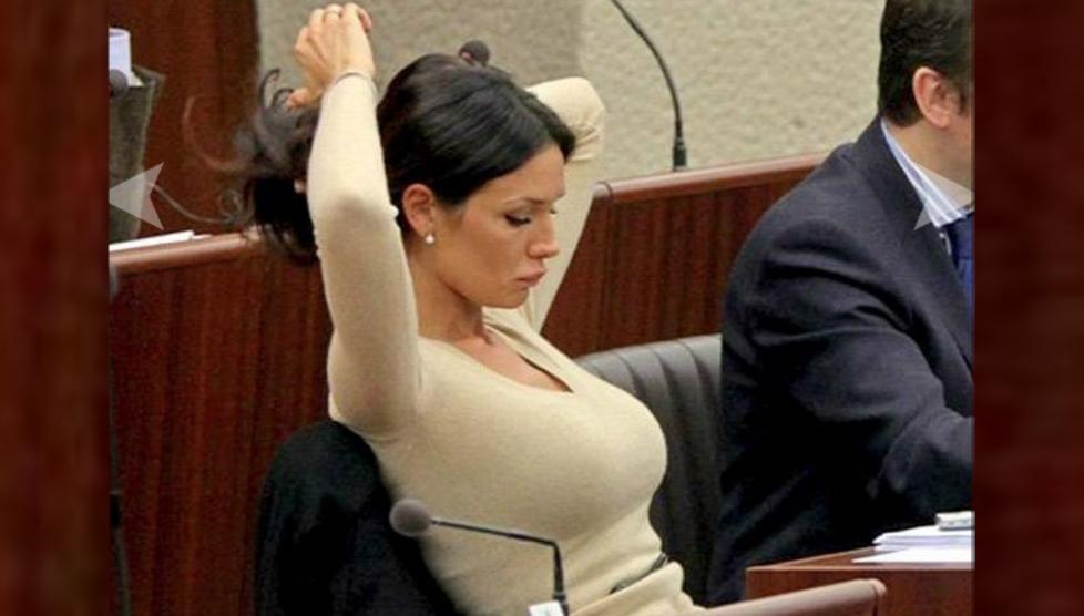 Nepoata lui Pandele, deputata Bogaciu, și-a făcut operație de mărire de boxe. Ca să se audă mai bine când vorbește în Parlament