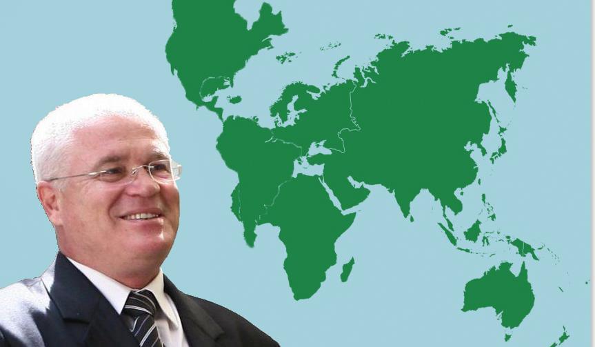 """Eugen Nicolicea: """"Oceanul Atlantic a dispărut. Brazilia aparține acum toată de Teleorman!"""""""
