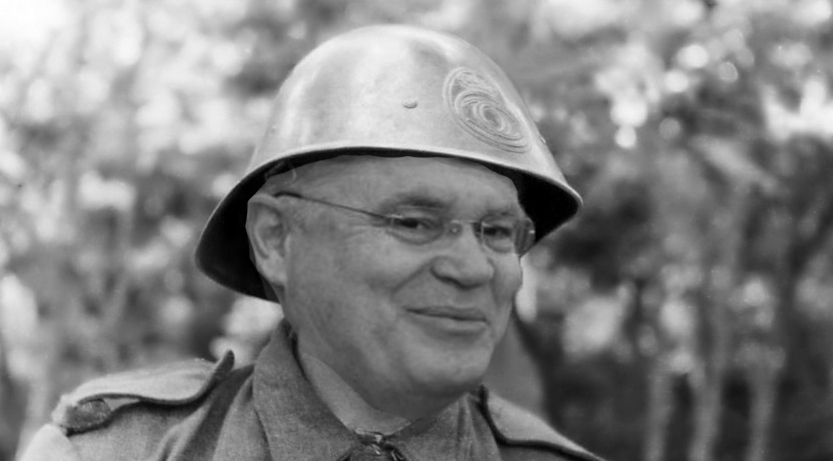 Eugen Nicolicea și-a luat certificat de luptător în Al Doilea Război Mondial!