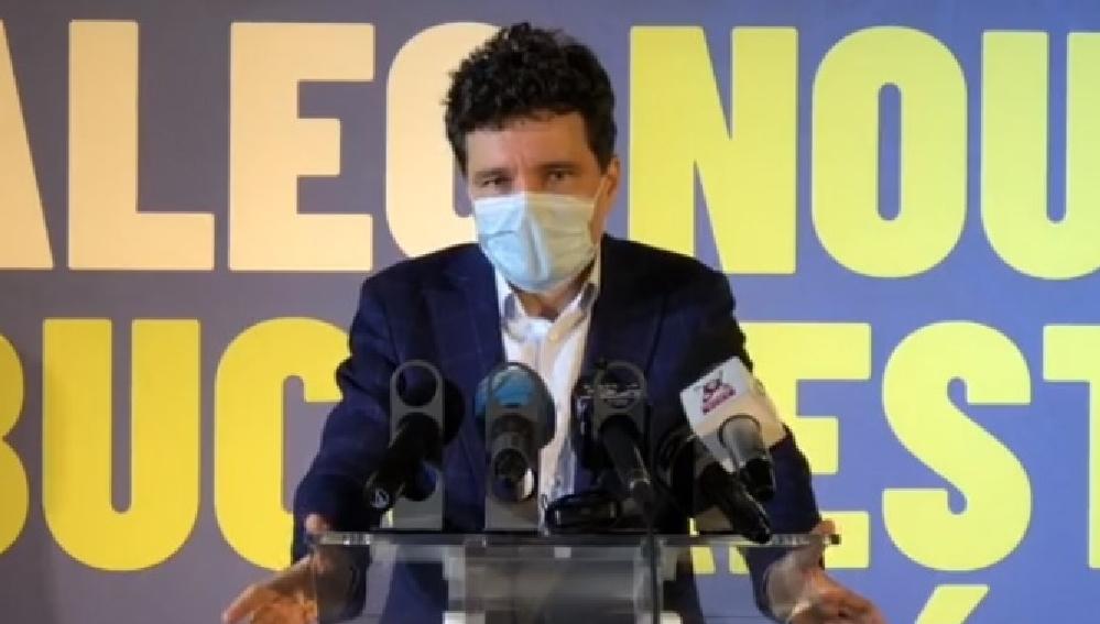 """Nicuşor Dan: """"Vom ridica maşinile parcate pe prima bandă"""" Antena 3: """"Interlopul Nicuşor Dan intervine pentru o bandă!"""""""