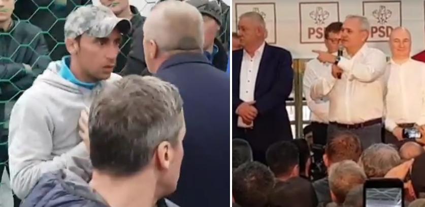 Partidul cefelor late: tânărul care i-a zis lui Dragnea că nu a făcut nimic, luat în primire de clanul PSD-iștilor