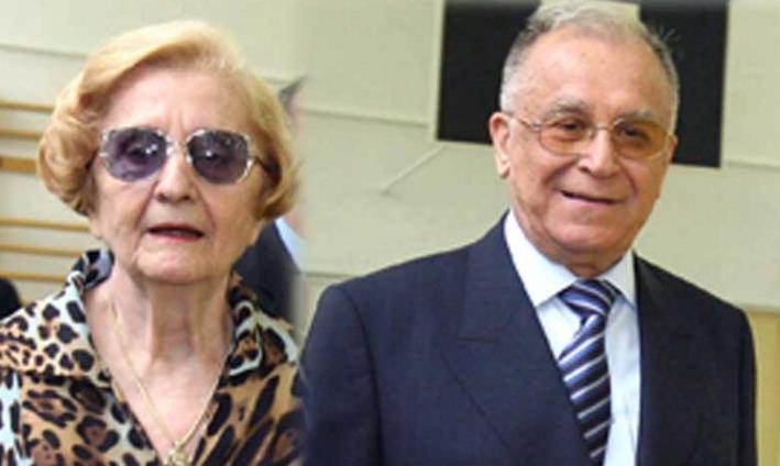 Iliescu și nevastă-sa câștigă împreună 10.000 de euro pe lună din pensie. Dar au și muncit de s-au kkt penoi