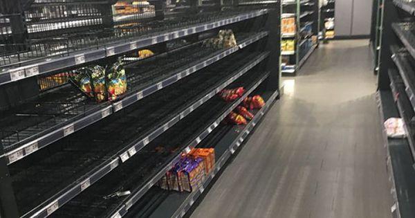 Stare de necesitate după a 3-a zi de internare lui Iliescu: nu mai e șampanie la Auchan!