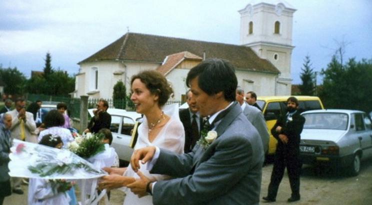 Detaliu jenant de la nunta lui Dacian Cioloș: Soros a fost socru-mare!