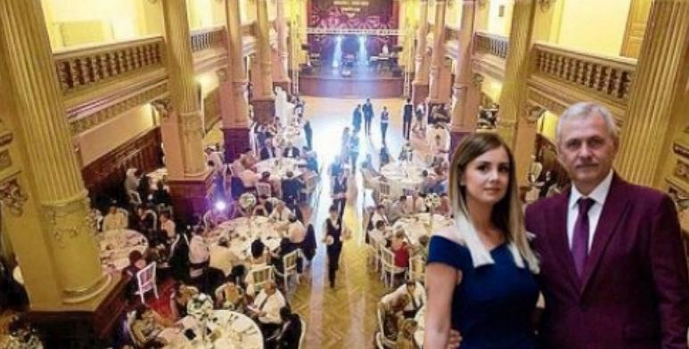 Sumă recordla nunta fiului lui Dragnea: invitații au totalizat vreo 2000 de ani de pușcărie!