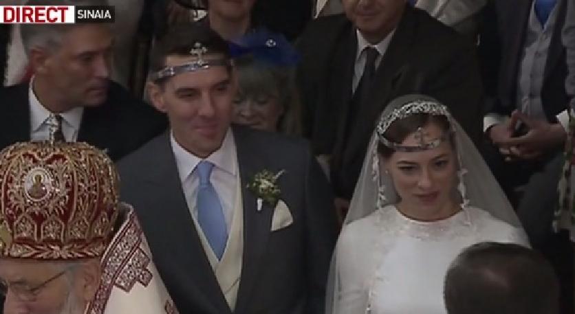 Principesa Margareta și slujnicul Duda nu au fost la nunta lui Nicolae. Așteaptă adevărata nuntă regală, a lui Dragnea cu Irina