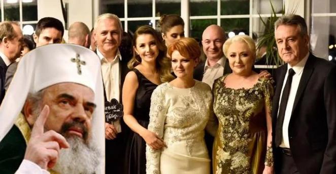 Nu a fost nuntă, ci adunare a mafiei. Furatul nu e interzis în post!