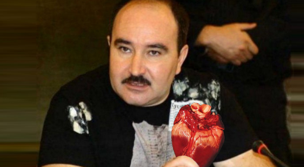 Escroc sentimental: Nuțu Cămătaru i-a dăruit iubitei de Valentine's Day o inimă care nu e a lui!