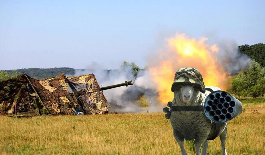 Toate glumele despre exercițiul militar Getica Saber 17 de la Cincu