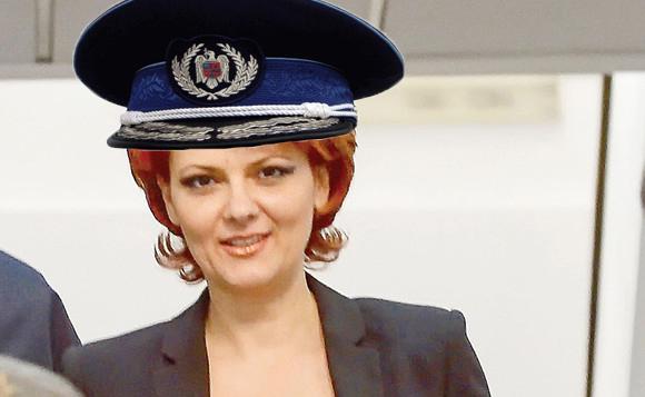 Olguța vrea să fie ministră de Interne! Că la Cultură s-a băgat deja Floricica Dansatoarea