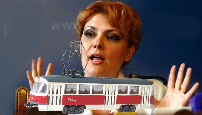 """Olguța: """"Alea mai dăștepte vrem să ne facem tramvai, nu motostivuitor!"""""""
