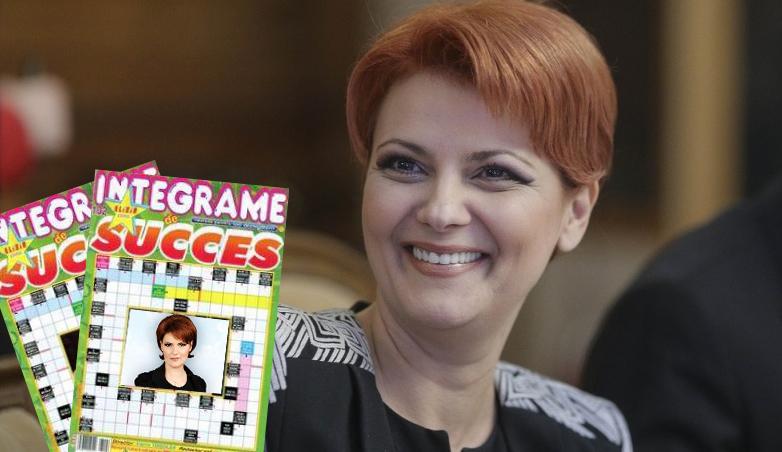 """Olguța, încă o veste uriașă pentru funcționari: """"Se dublează și integramele!"""""""