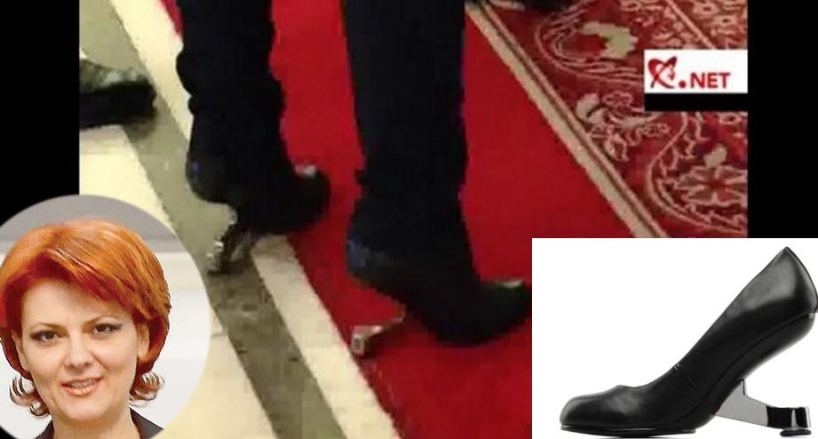 Efectul DNA: Olguța și-a luat pantofi de fugit