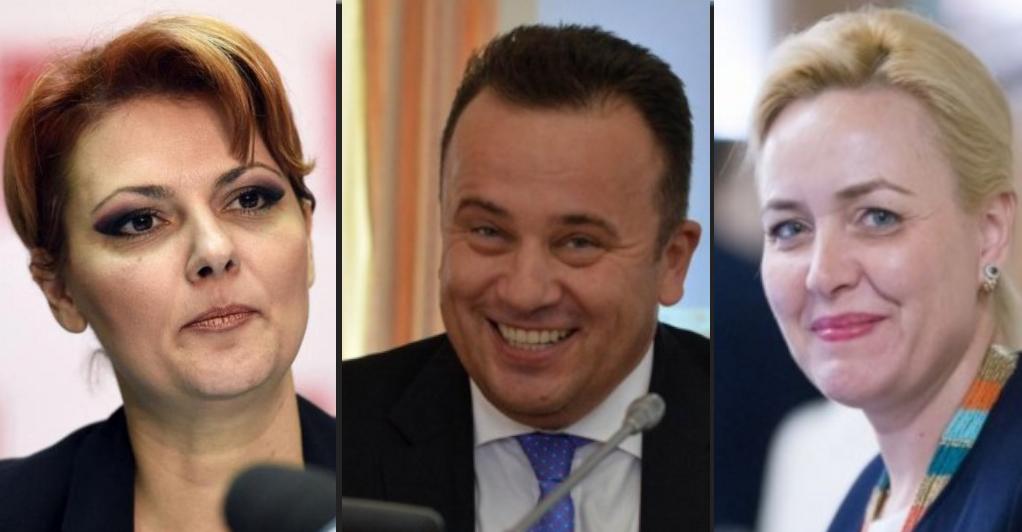 Olguța cu limbile străine, Liviu Pop și Carmen Dan cu limba română… nu-mi amintesc de vreun alt partid cu atâția dobitoci!