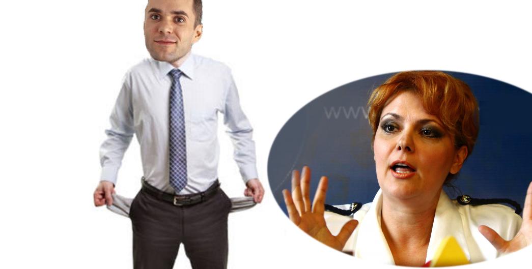 Un bugetar susține că Olguța i-a mărit salariul atât de mult încât nu a mai rămas cu nimic!