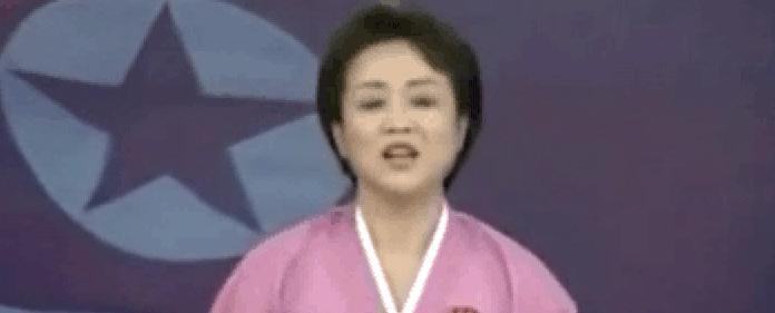 Omagiul televiziunii din Coreea de Nord pentru aleșii noștri
