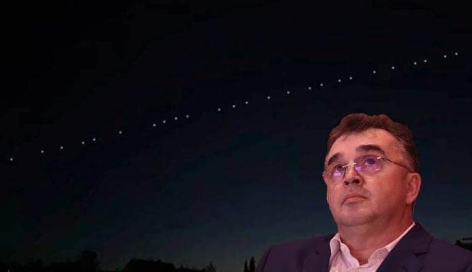 """Marian Oprişan anunță că îl va concura pe Elon Musk: """"A zis mama că-mi cumpără satelit!"""""""