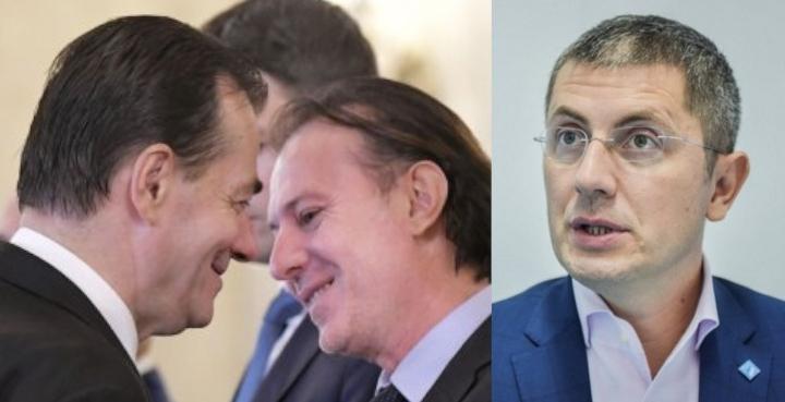S-au înțeles: Cîțuva fi premier, Orban va fi preşedinte al Camerei Deputaților, iar Barna va prelua mandolina!