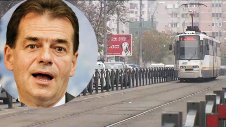 Are şi PNL-ul tembelii lui. Azi: Ludovic Orban, premierul care vrea să desființeze gardurile de la tramvai, că n-are loc Benveurile pe şosea!