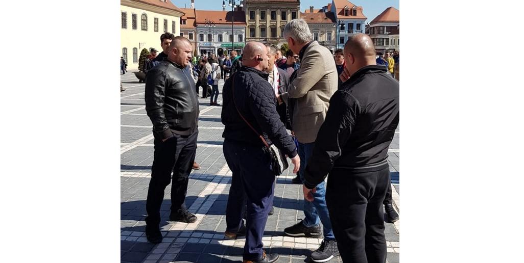 Orlando Teodorovici la Brașov, alături de experții Fondului Monetar Internațional