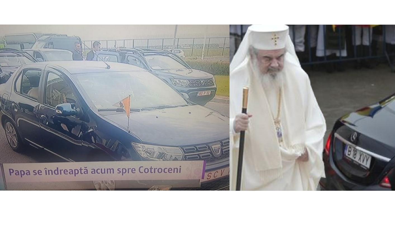 Papa merge cu Loganul, Daniel cu Maybachul de 300.000 de euro. Se vede pe cine iubește Dumnezeu!