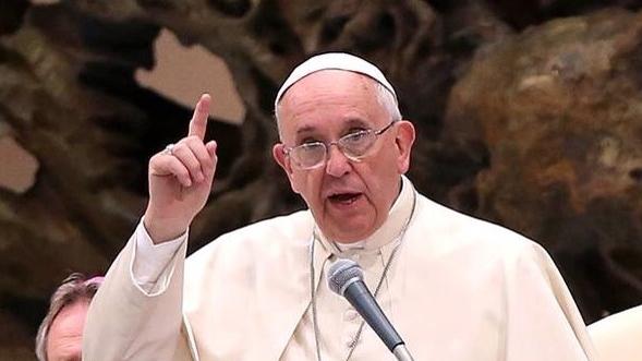 """Papa: """"Iadul nu există. Dar există Viorica Dăncilă!"""""""