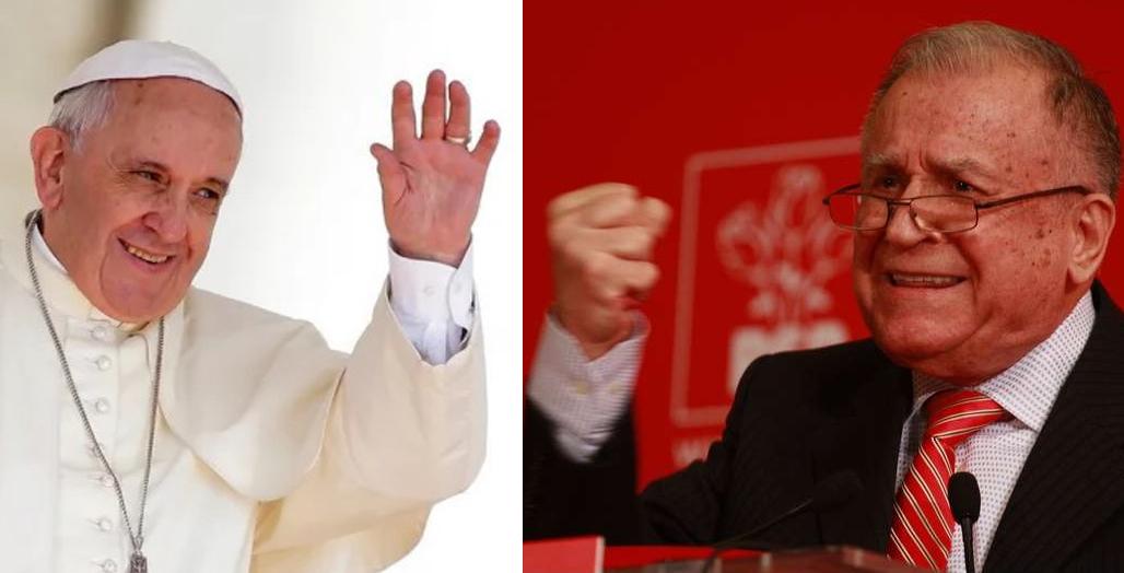 Normal că Iliescu e în spital: a venit Papa în România și toți diavolii se simt rău!