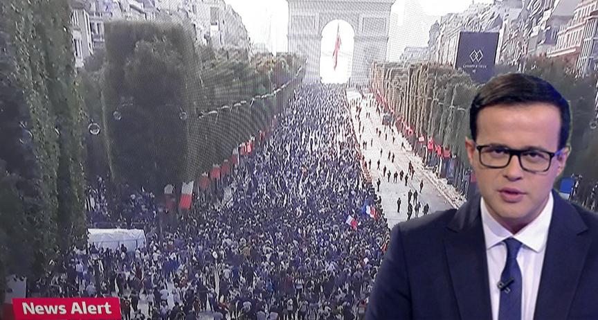 Un milion de parizieni îi cer lui Tudorel Toader OUG pentru amnistie și grațiere!