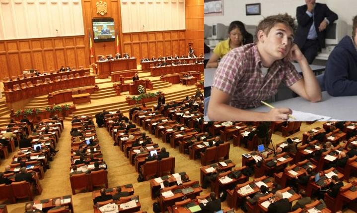 Descoperire epocală: într-un liceu din Botoșani au fost găsiți mai mulți analfabeți decât în Parlamentul României!