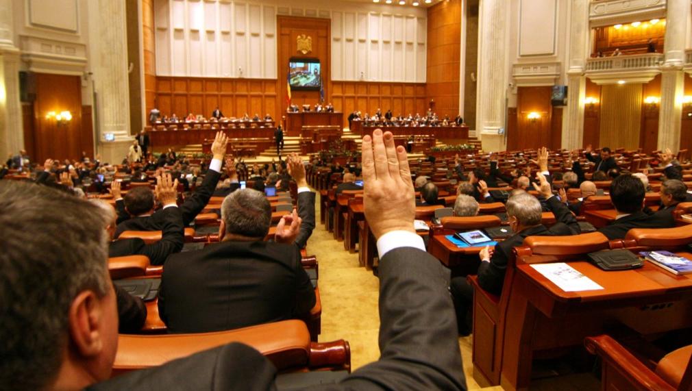Parlamentul României a fost declarat oficial clan interlop!