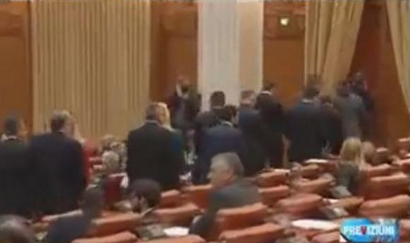"""Inițiativa """"Fără penali în funcții publice"""", declarată constituțională.Parlamentul României se golește!"""