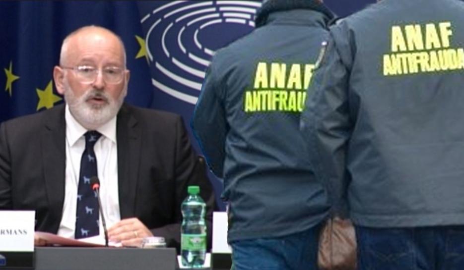 Alertă: Dragnea a trimis ANAF-ul la Parlamentul European să le închidă gura!