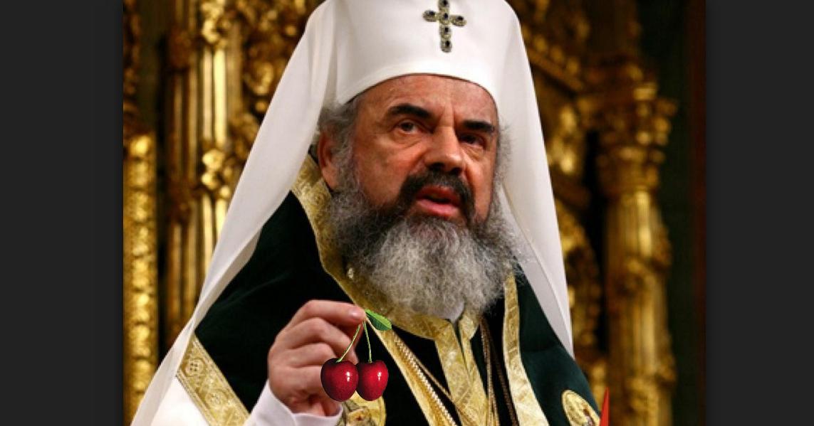 """Patriarhul Daniel, în culmea fericirii: """"A apărut ceva și mai scump decât aurul: cireșele!"""""""