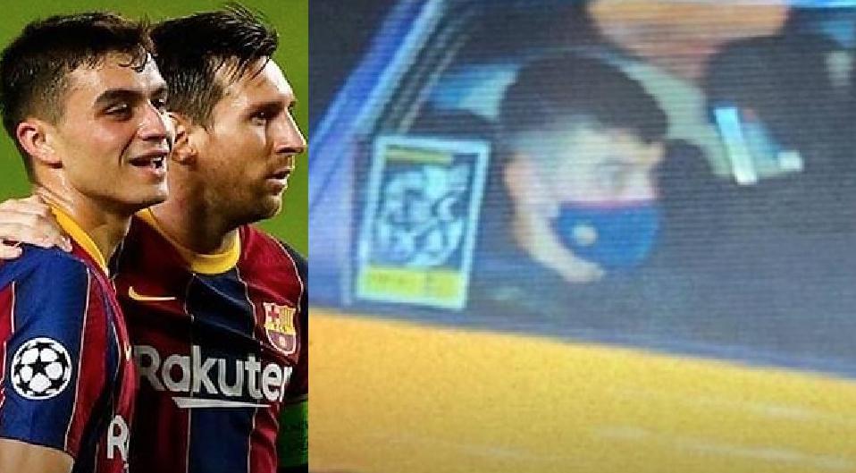 Pedri a dat aseară gol în Liga Campionilor, apoi a plecat acasă cu taxiul. Bine, îl are mentor pe Messi, nu ca ai noştri, pe Alibec!