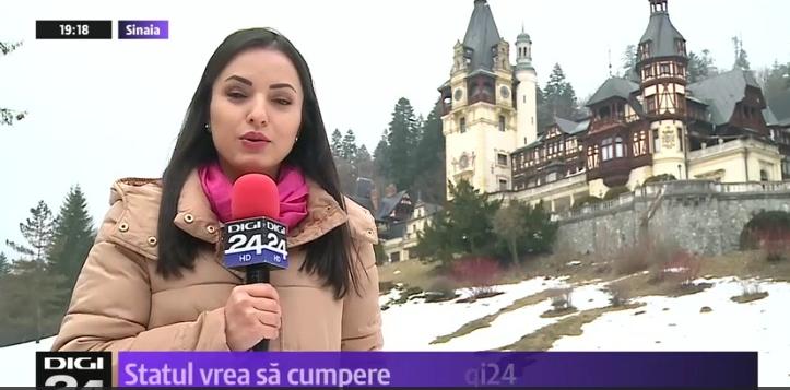 Guvernul vrea să cumpere Castelul Peleș. Nu mai bine îl cumpără direct Olguța?