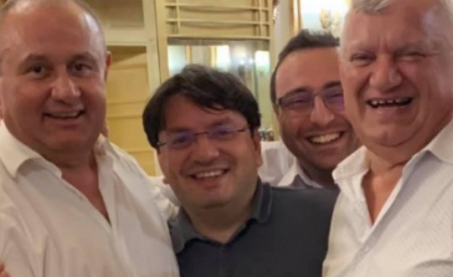 3 parlamentari care au plecat din PSD din convingere s-au întors în PSD de foame!