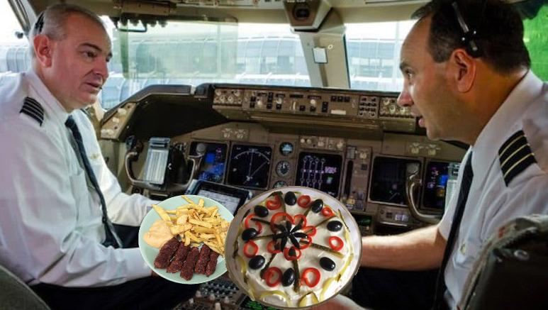 Reduceri de costuri la TAROM: pasagerii trebuie să vină cu mâncare de acasă pentru echipaj!