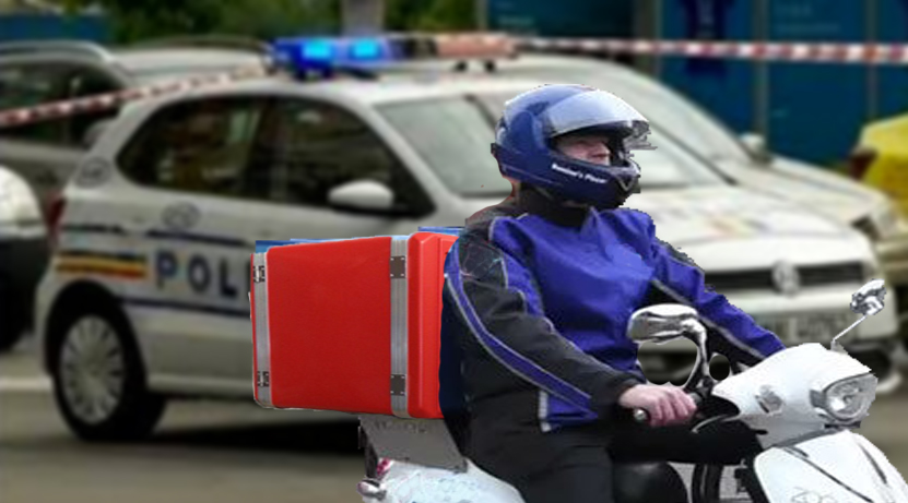 Trăim în țara unde poliția și ambulanța ajung mai greu decât băieții cu pizza!