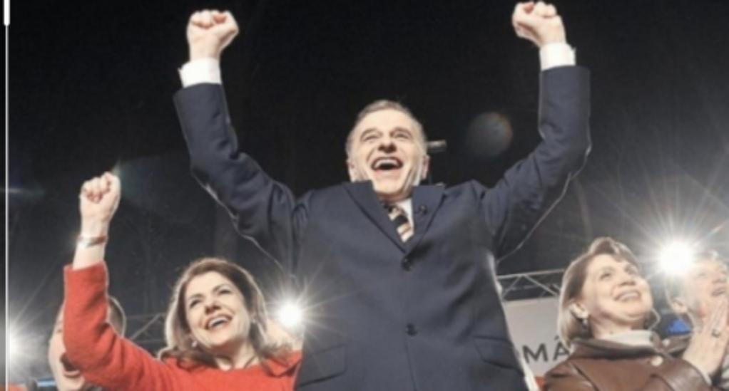 Mircea Geoană a câștigat alegerile de anul trecut!