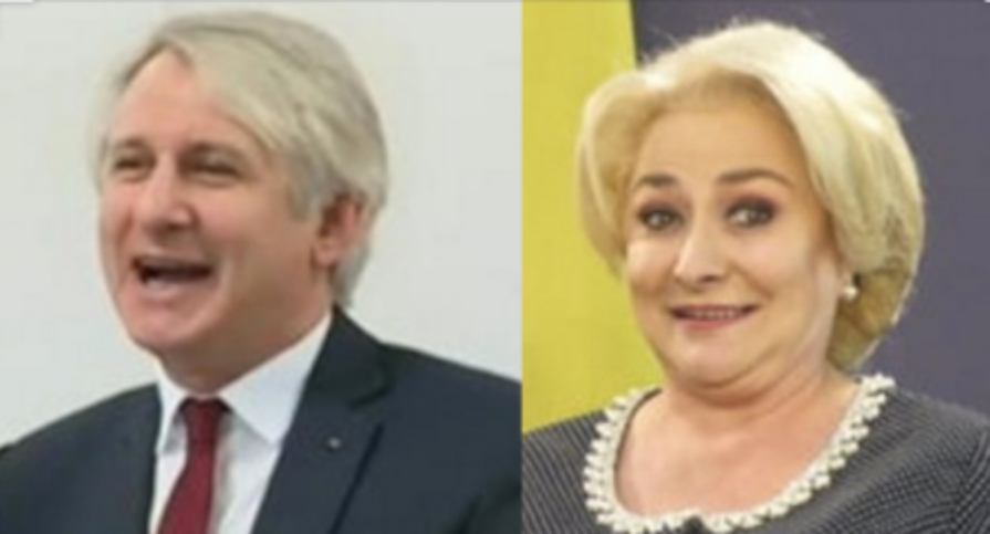 Dacă Viorica Dăncilă ajunge președinte, Orlando Teodorovici va fi prima doamnă!