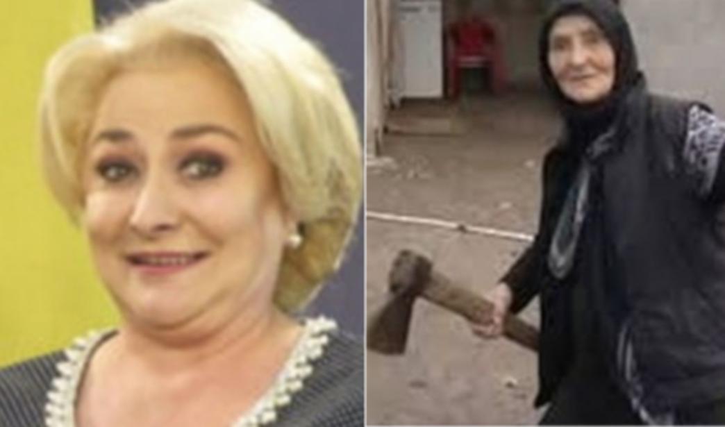 Daca iese Viorica/ Emigrează și bunica!