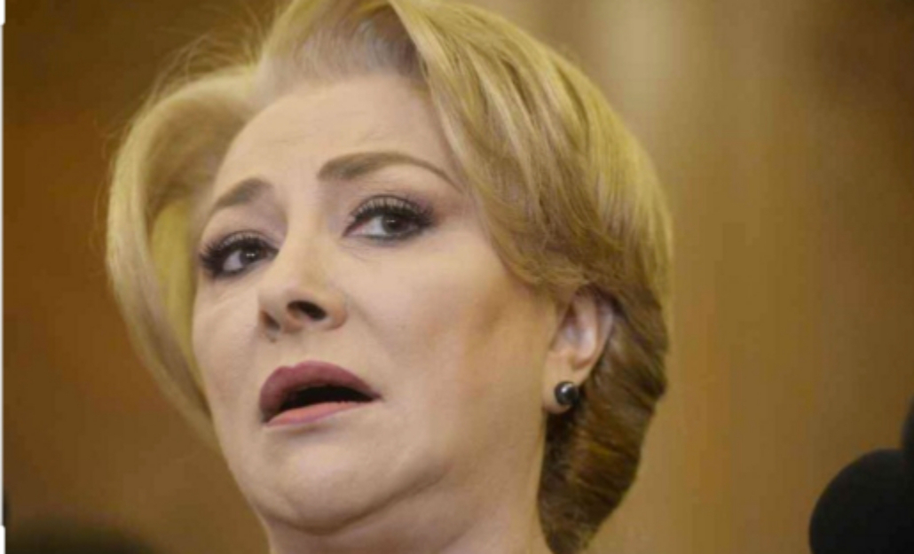 Viorica vrea să își dea demisia din PSD, dar nu are cine să i-o scrie! Ea știe decât să citește