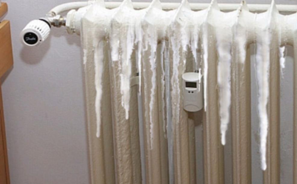 A apărut CaloriFirea - caloriferul care ține de frig!