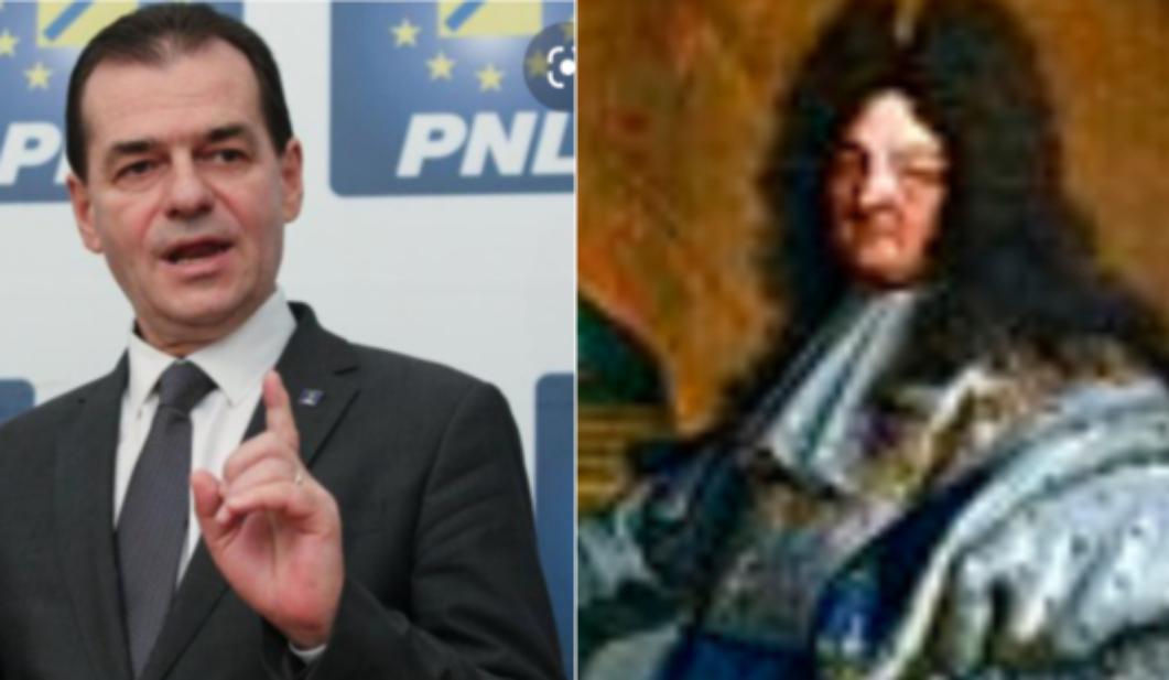 A picat Guvernul Ludovic 1. Urmează Guvernul Ludovic 2, apoi Guvernul Ludovic al 14-lea!
