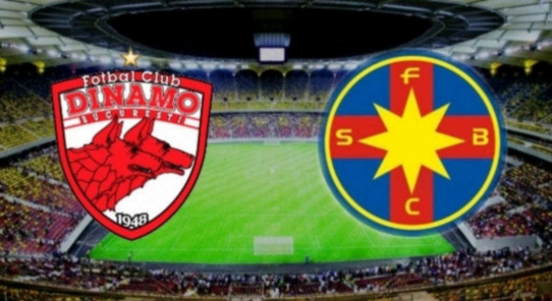 Dinamo și FCSB joacă de fapt în deschidere la adevăratul derby: Foresta - Academica Clinceni!