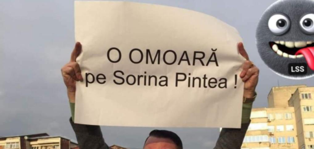Asasinii lui Dragnea vor să o omoare și pe Sorina Pintea!