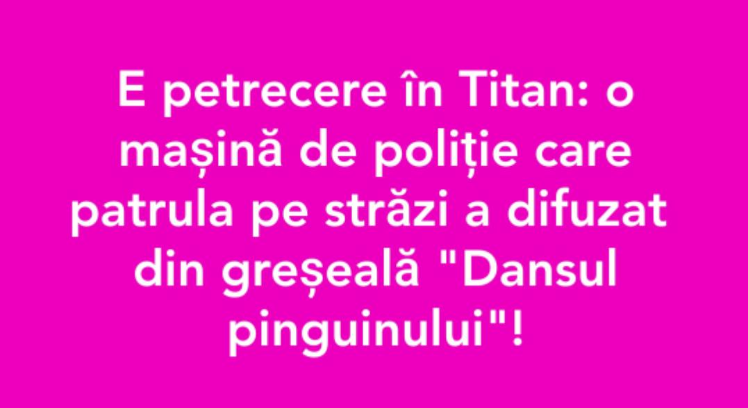 #titanul-petrece
